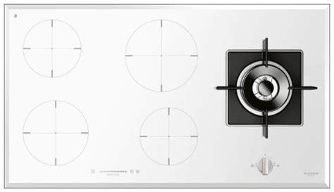 Piano Cottura Induzione Vs Gas by Fulgor Piano Cottura Misto Gas Induzione Ch 905 Id