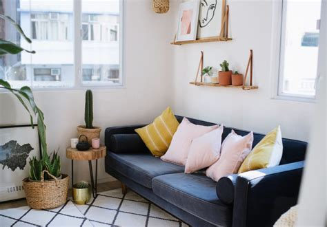 How To Make Your Tiny Living Space Look (and Feel) Huge