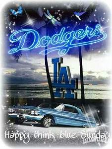 Blue MLB Los Angeles Dodgers Baseball 12 oz Beer Bottle