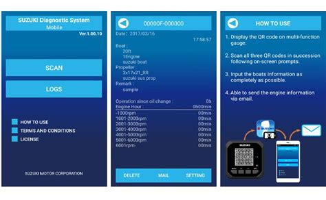 Diagnostic System by Suzuki Diagnostic System Mobile It S All In An App