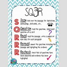 Reading Comprehension Strategy & A Freebie  I {heart} Recess