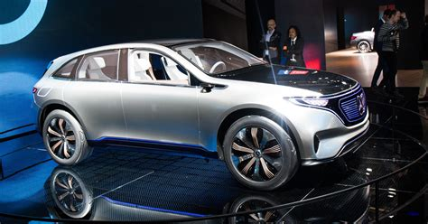Mercedeseq Electric Suv Will Launch In Australia By 2020