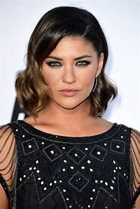 Jessica Szohr looked smoldering at The Internship with her ...