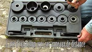 Changement Roulement Arriere Clio 2 : changer un roulement de roue soi m me 2 3 extraire le roulement pas pas youtube ~ Gottalentnigeria.com Avis de Voitures