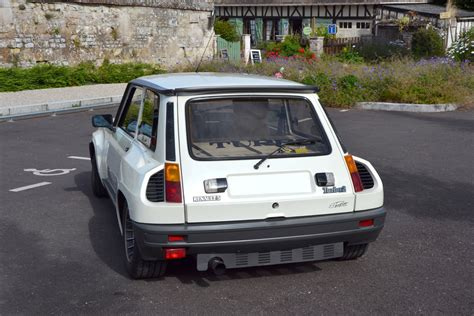Renault R5 Turbo 2 by 1983 Renault 5 Turbo 2 Coys Of Kensington
