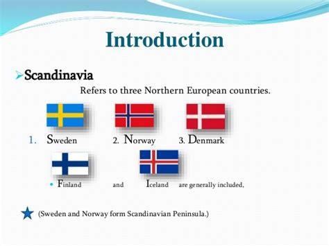 Finland No 1 Scandinavia Tops List Of S Scandinavian Countries