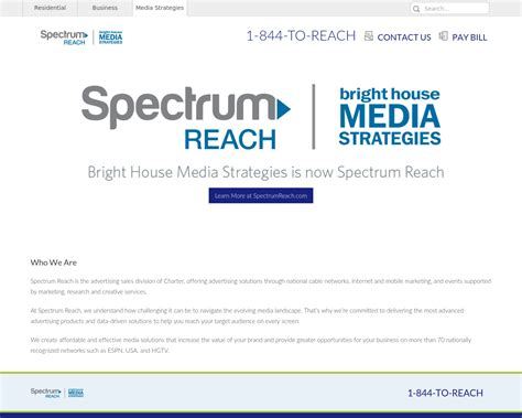 Bright House Media Strategies Advertising Mediakits