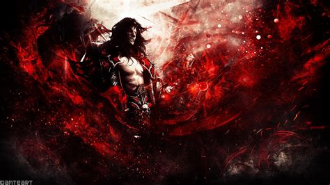 Castlevania Lords Of Shadow 2 Gabriel Wallpaper By