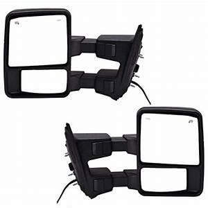 Compare Price  2008 Superduty Tow Mirrors