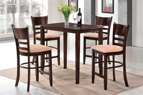 bar height kitchen table counter height kitchen tables for special dining room