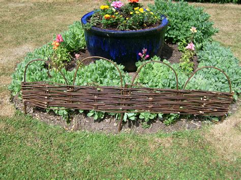 new gardening products stomp edge edging and mulches for lawn landscape gardener s supply vedging garden garden trends