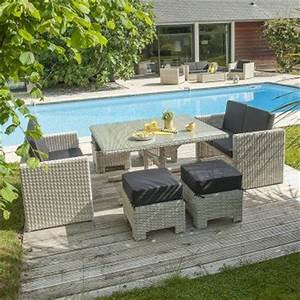 Salon Jardin Encastrable : 17 best images about salon de jardin encastrable on pinterest places poufs and sons ~ Maxctalentgroup.com Avis de Voitures