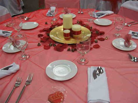 valentine banquet table decorations valentine table decorations