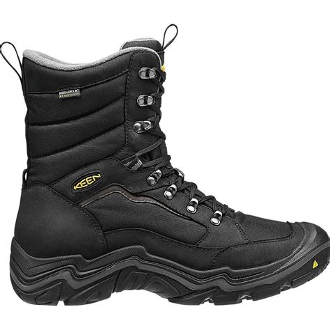 keen durand polar waterproof boot mens backcountrycom