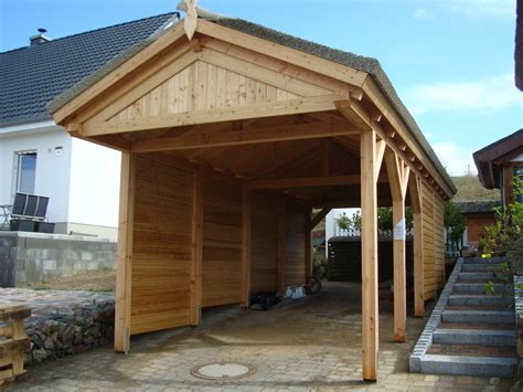 Carport Und Pavillon Hansebau