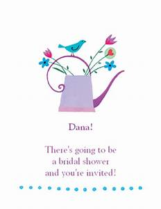 bridal shower invitation bridal shower printable card With wedding shower greetings