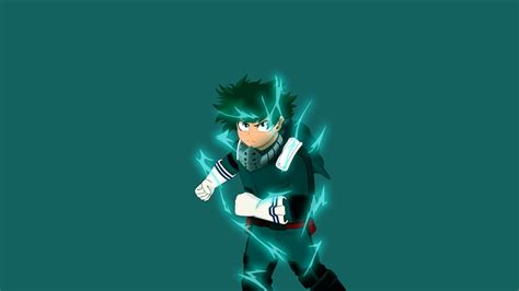 hero academia izuku midoriya  power  hd
