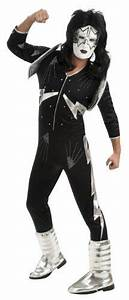80er Kostüm Selber Machen : herren kiss kost m the spaceman ca 83 kost m idee zu karneval halloween fasching 2019 ~ Frokenaadalensverden.com Haus und Dekorationen