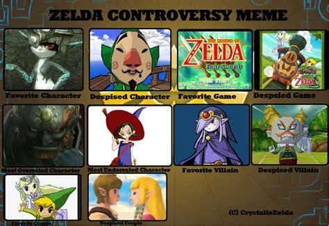 Zelda Memes - legend of zelda controversy meme by rlinksoul on deviantart