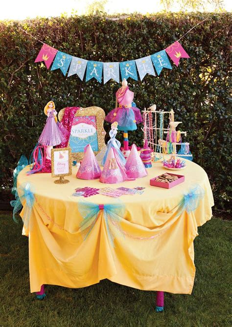 20 Perfect Princess Party Ideas For Kids