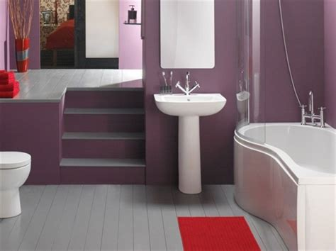 Modern And Small Bathroom Design Ideas