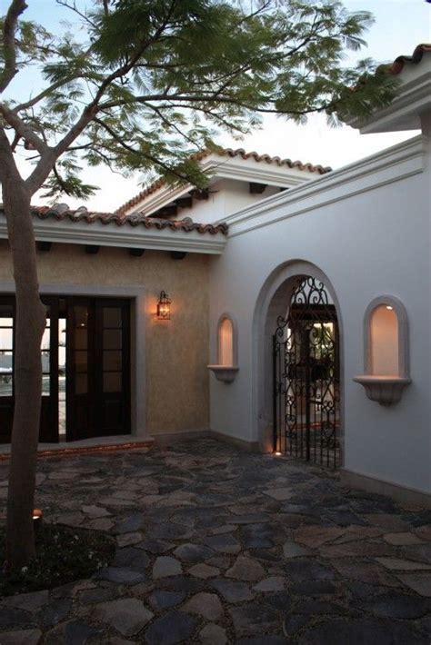 disenos de pisos  el patio  la entrada de tu casa