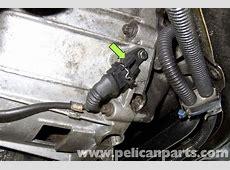 BMW E39 5Series Crankshaft Sensor Replacement 19972003