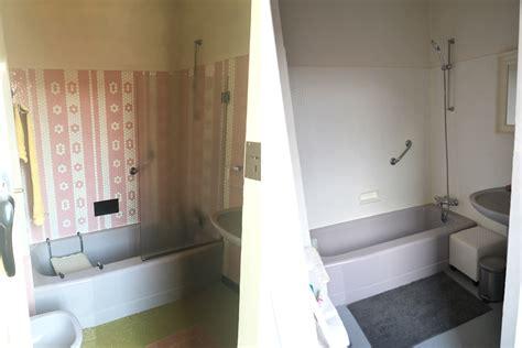 salle de bain avant apres simplement avant apr 232 s home staging dans la salle de bain