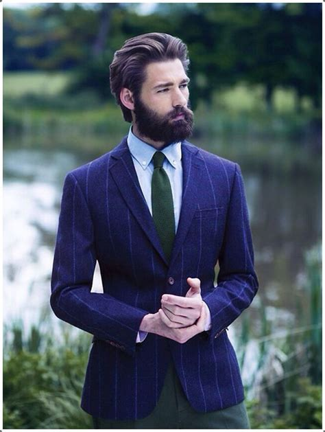 100 Gentle Beard Styles For Men To Try This Year