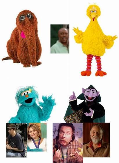 Sesame Muppet Street Episode Scenes Behind Wiki
