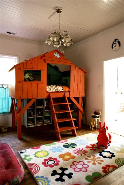 10 cool indoor treehouses that can make your kids happy kidsomania