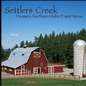 settlers creek coeur d39alene id rustic wedding guide With wedding invitation settlers online