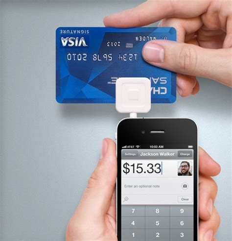 square credit card reader for your smartphone is now available