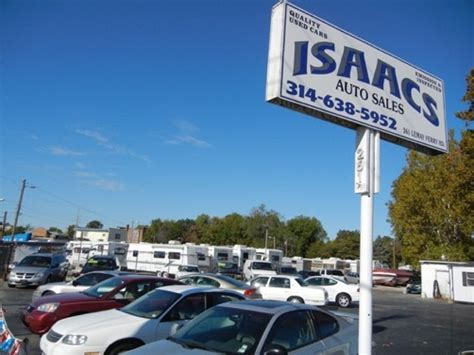home page isaacs auto sales
