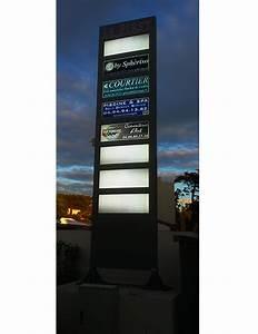 Zone Industrielle Claye Souilly Magasins : totem publicitaire totem lumineux toulon fabrication ~ Dailycaller-alerts.com Idées de Décoration