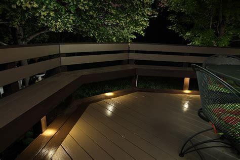 Led Light Design: Amusing LED Deck Lighting Kichler