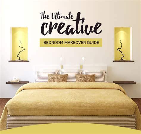 The Ultimate Creative Bedroom Makeover Guide Furniture