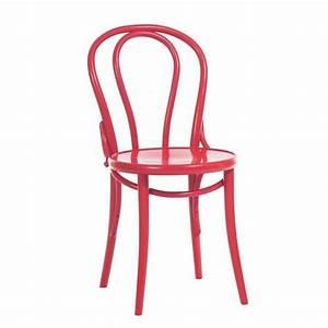 Chaise Bistrot Bois : chaise en bois style bistrot 18 4 ~ Teatrodelosmanantiales.com Idées de Décoration