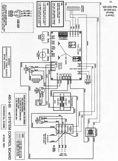 Goettl Heat Pump Wiring Troubleshooting Need