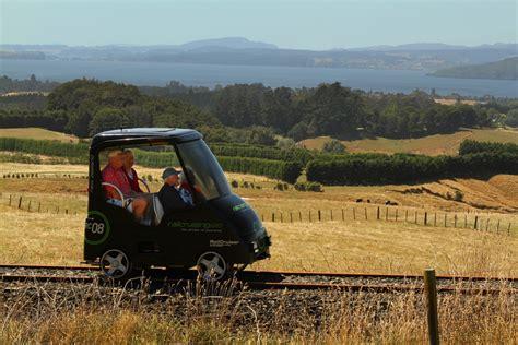 Pedal Boat Rotorua by Rotorua Rail Cruising Attraction Rail Tours Rotorua Nz