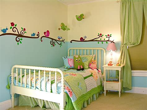 The Cutest Birds & The Trees Room!-design Dazzle