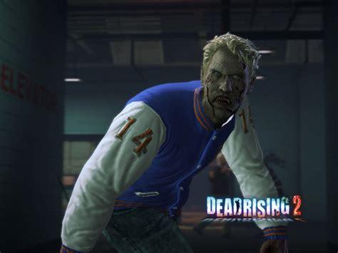 zomby elevator rising dead games xbox capcom zombie wallpoper strip