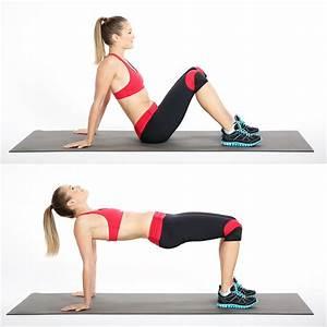 Planken workout