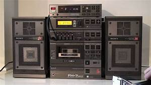 7 7 Cd : sony fh 7 mkii stereo w cd player youtube ~ Medecine-chirurgie-esthetiques.com Avis de Voitures