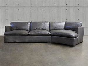 reno leather sectional sofa with cuddler leather With reno leather sectional sofa with cuddler