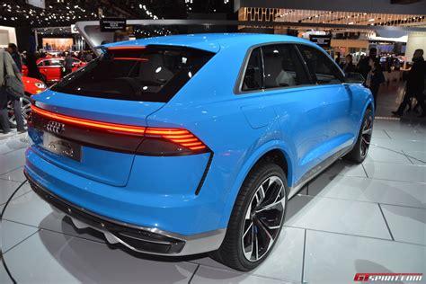 Detroit 2017 Audi Q8 Concept Gtspirit