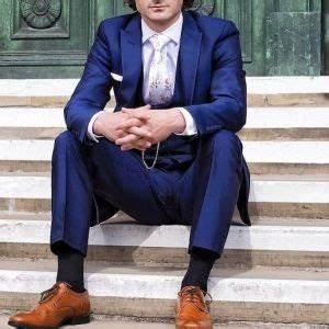 Blauer Anzug Schwarze Krawatte : 573 besten herrenmode bilder auf pinterest ~ Frokenaadalensverden.com Haus und Dekorationen