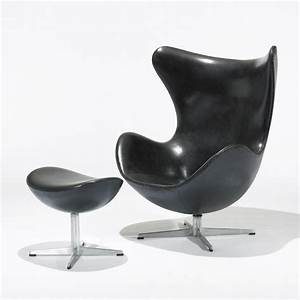 Egg Chair Arne Jacobsen : arne jacobsen egg chair and ottoman ~ A.2002-acura-tl-radio.info Haus und Dekorationen
