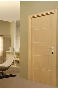 Porte Interieur Discount : porte interieur casoar finition chene clair porte design ~ Edinachiropracticcenter.com Idées de Décoration