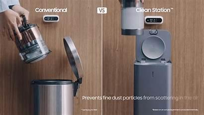 Samsung Clean Jet Vacuum Depth Cleaner Powerful